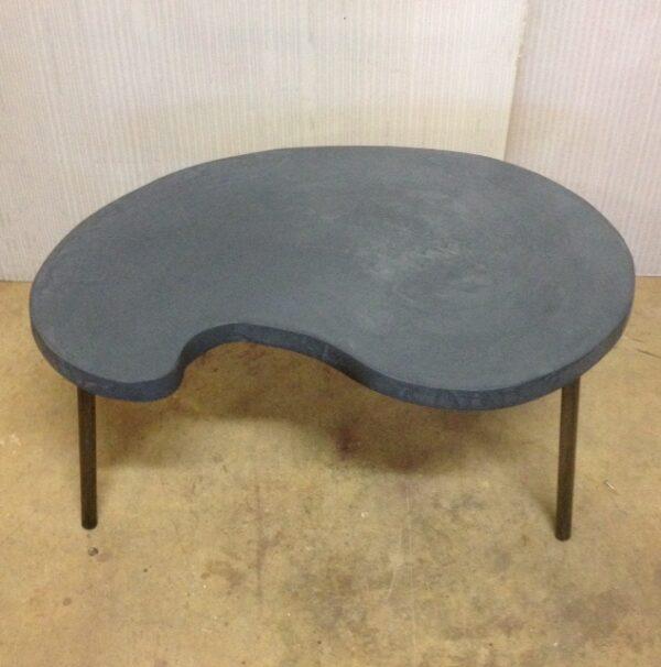 7 table basse tripode haricot béton ciré anna colore industriale 3