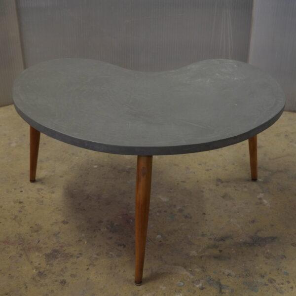 Table basse sur mesure en béton style vintage mobilier industriel Anna colore industriale 7 rue Paul Bert 75011 Paris-6