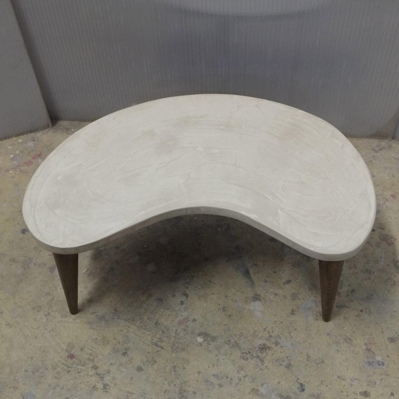 tables basses en b ton sur mesure meubles industriel anna colore industriale. Black Bedroom Furniture Sets. Home Design Ideas