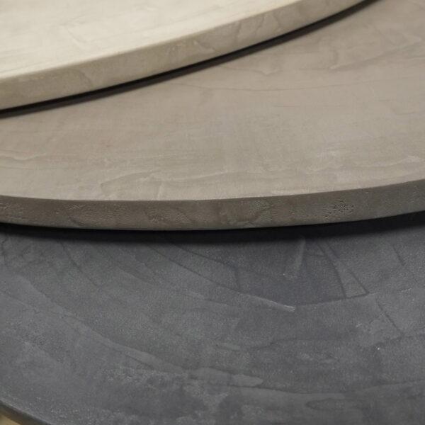 table basse en béton sur mesure tables gigogne tables tripodes design italien Anna Farina fabriqués à Paris mobilier industriel vintage Anna colore industriale-16