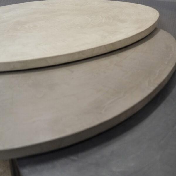 table basse en béton sur mesure tables gigogne tables tripodes design italien Anna Farina fabriqués à Paris mobilier industriel vintage Anna colore industriale-39