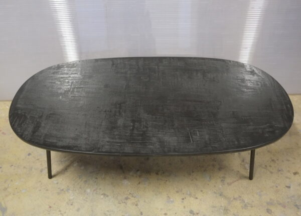 Table béton sur mesure DesignItalien Anna Farina fabrication artisanale pièce unique Anna Colore Industriale-84