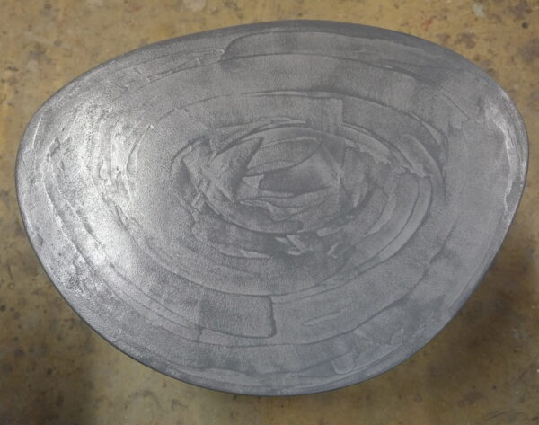 Table en béton sur mesure RUGIADA Design Italien Anna Farina fabrication artisanale Anna Colore Industriale-39