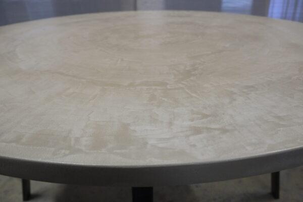 Table sur mesure en béton design italien Anna Farina Anna colore indusriale-12