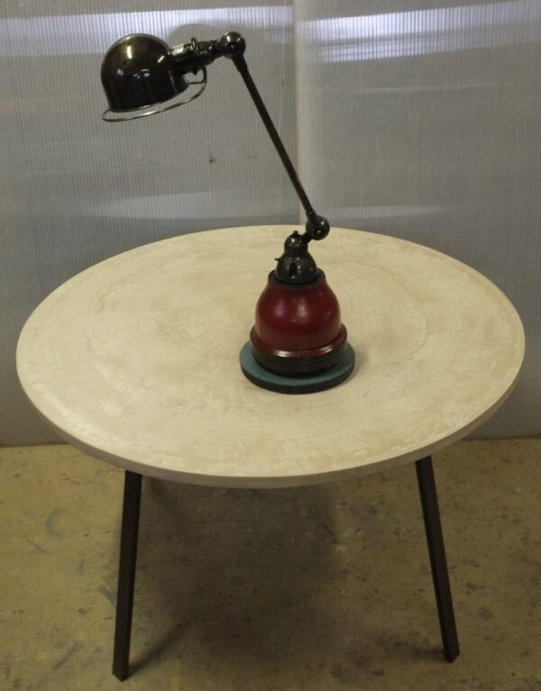 Table sur mesure en béton design italien Anna Farina Anna colore indusriale-74