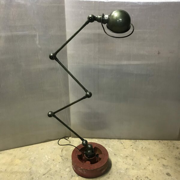 Lampe industriel JLI 4 BRAS Mobilier industriel ANNA COLORE INDUSTRIALE -21