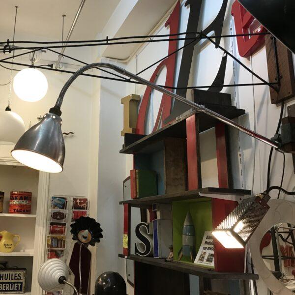 Lampe industrielle articulé KI e KLAIR MOBILIER INDUSTRIEL ANNA COLORE INDUSTRIALE-3