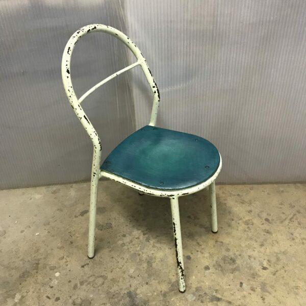Chaise enfant mobilier industriel Anna colore industriale 2